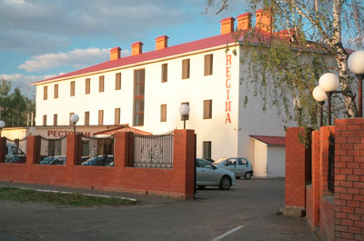 "Hotel ""Regina Goren"" in the city of  Bolgar, the Republic of Tatarstan, 30, Gorky str."